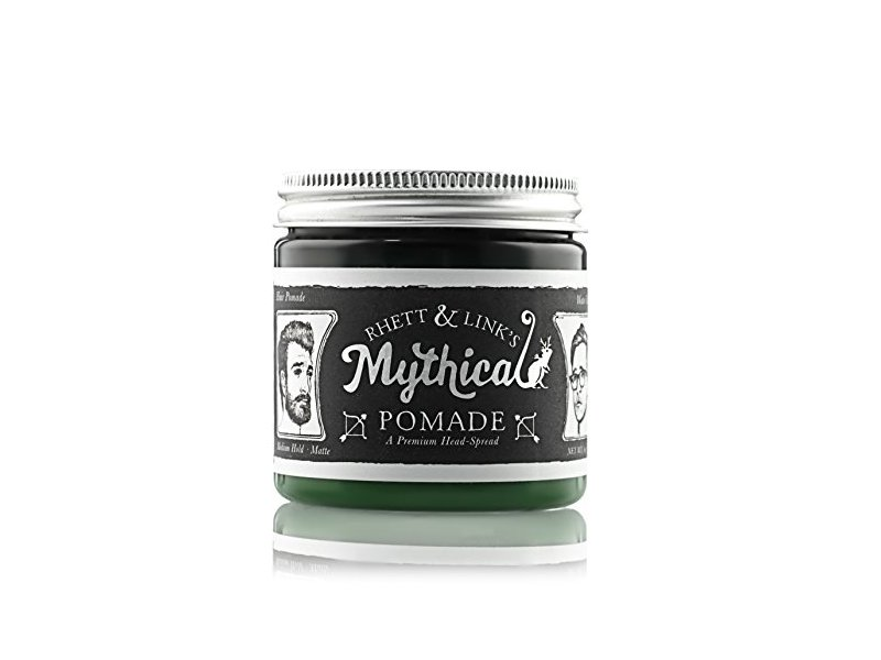 Rhett and Link's Mythical Pomade Matte, Medium Hold, 4 oz