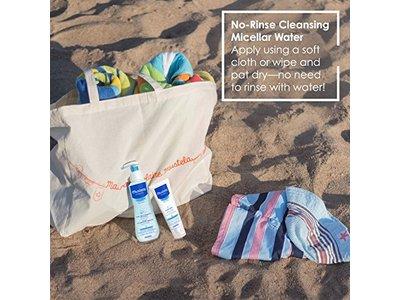 Mustela No-Rinse Cleansing Micellar Water, 10.14 fl oz - Image 7