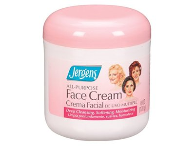 Jergens All Purpose Face Cream, 6 oz