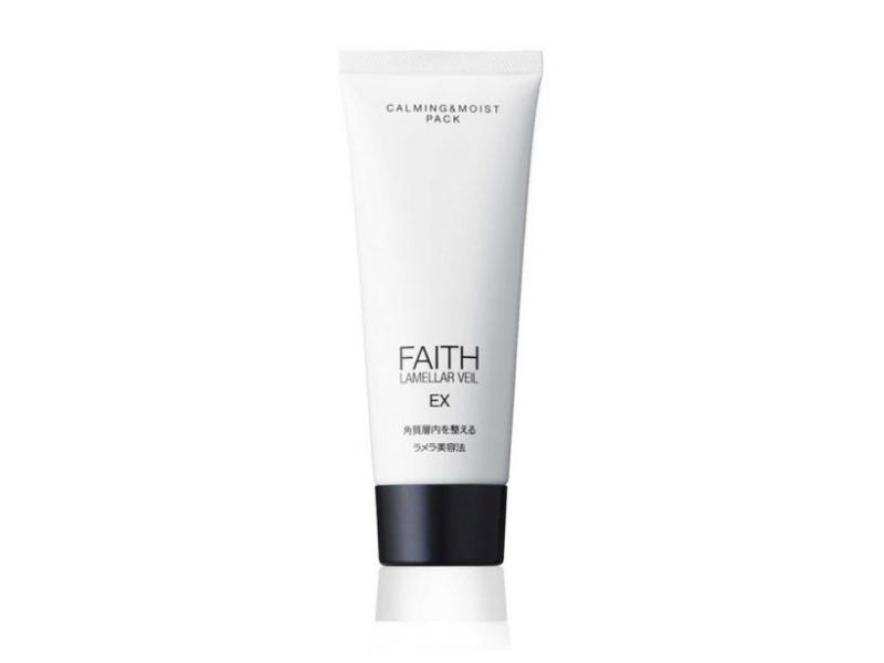 Faith Lamellar Veil Calming & Moist Pack, 3.5 oz