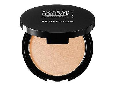Make Up For Ever Pro Finish Multi Use Powder Foundation, # 117 Golden Ivory, 10g/0.35oz