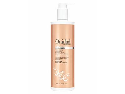 Ouidad Curl Shaper Double Duty Weightless Cleansing Conditioner, 16 fl oz/500 mL