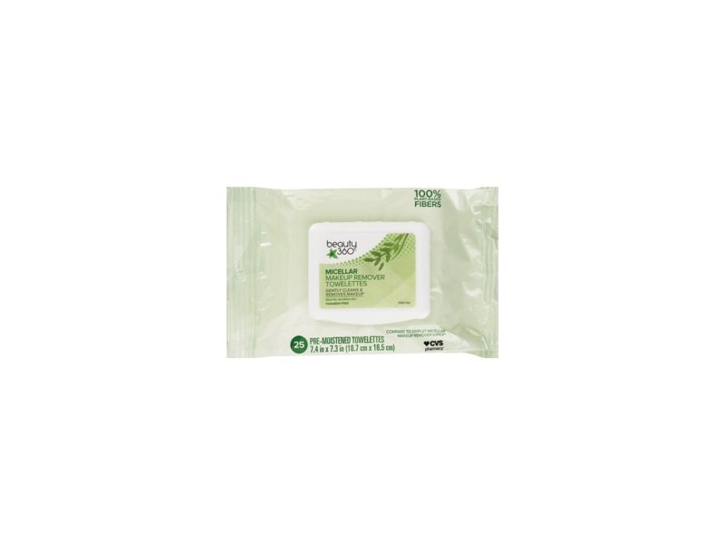 Beauty 360 Micellar Makeup Remover Wipes