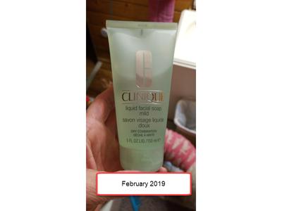 Clinique Liquid Facial Soap, Mild, 5 fl oz - Image 6