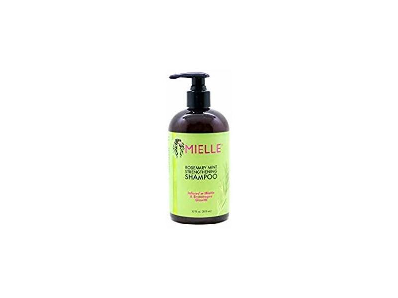Mielle Rosemary Mint Strengthening Shampoo, 12 fl oz/355 mL
