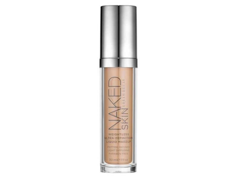 Urban Decay Naked Skin Weightless Ultra Definition Foundation, Shade 2.5, 1.0 oz