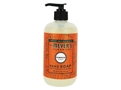 Mrs. Meyer's Clean Day Hand Soap, Pumpkin, 12.5 fl oz
