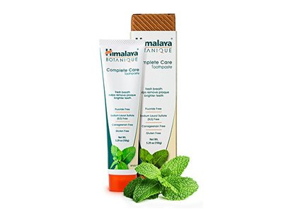 Himalaya Complete Care Toothpaste, Simply Mint, 5.29 oz