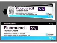Fluorouracil 5% Topical Cream (RX), 40 gm Mylan Pharma - Image 2