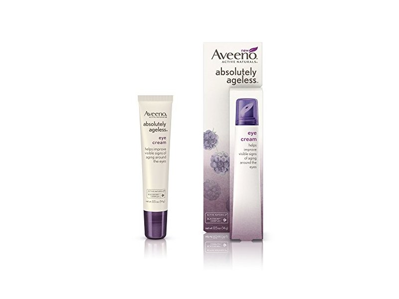 Aveeno Absolutely Ageless, Eye Cream, 0.5 Ounce