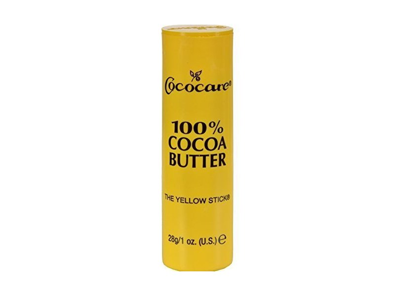 Cococare Coco Cocoa Butter Stick, Stock 100% (1 oz, 5 ct)