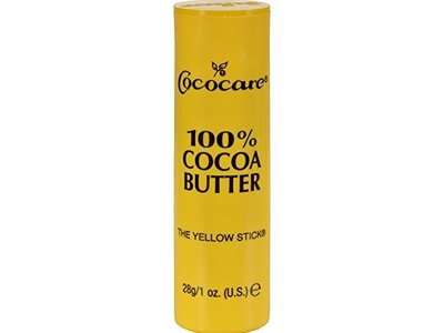 Cococare Coco Cocoa Butter Stick, Stock 100% (1 oz, 5 ct)