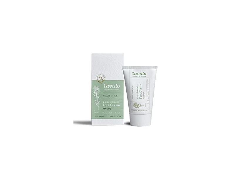 Lavido Thera-Intensive Foot Cream, 4.05 oz
