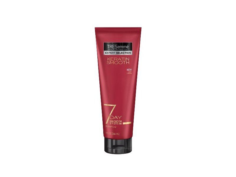 TRESemmé Expert Selection Shampoo, 7 Day Keratin Smooth, 9 ...
