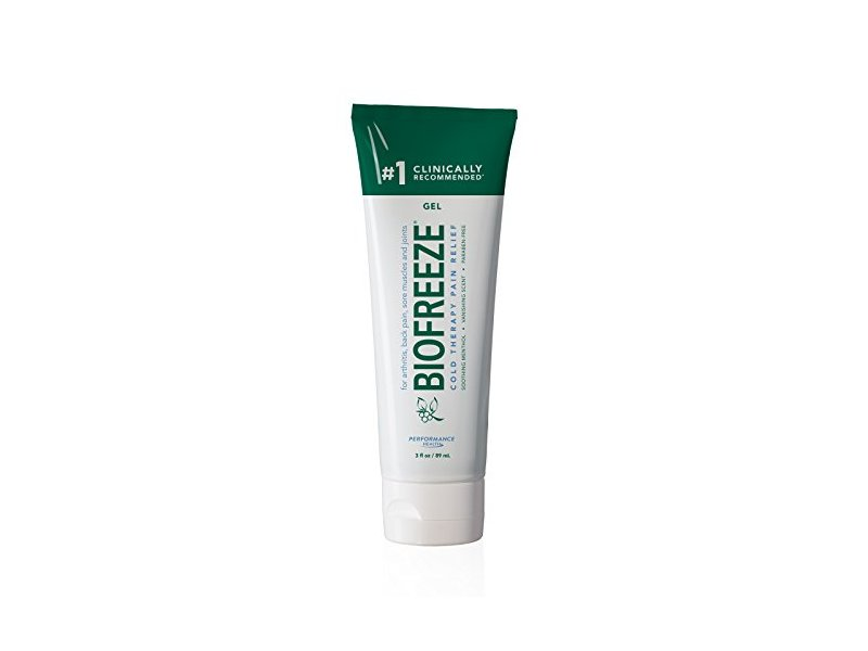 Biofreeze Cold Therapy Pain Relief, Original Green Formula, 3 oz