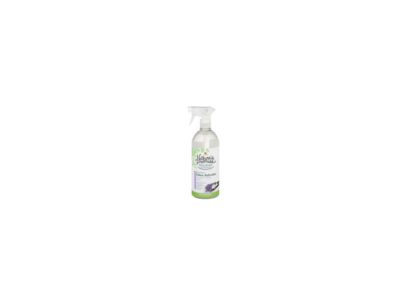 Nature's Promise Fabric Refresher, Lavender Vanilla Scent, 30 fl oz
