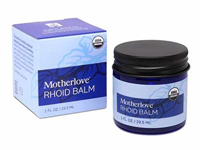 Motherlove Rhoid Balm, 1 oz