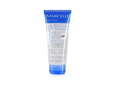 Marcelle 3-in-1 Micellar Gel Eye Makeup Remover, 3.3 fl oz/100 mL
