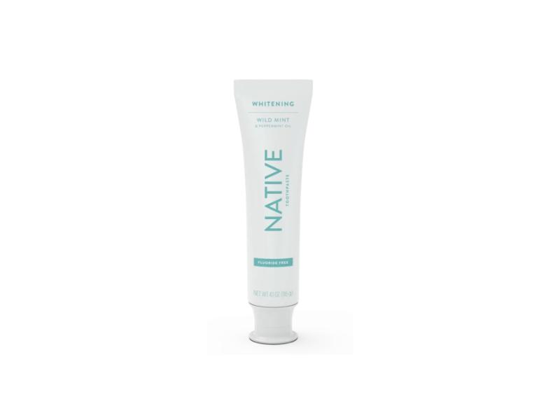 Native Whitening Toothpaste, Wild Mint, 4.1 oz/116 g