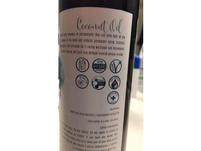 Premium Nature Fractionated Coconut Oil 16 oz, - Image 4