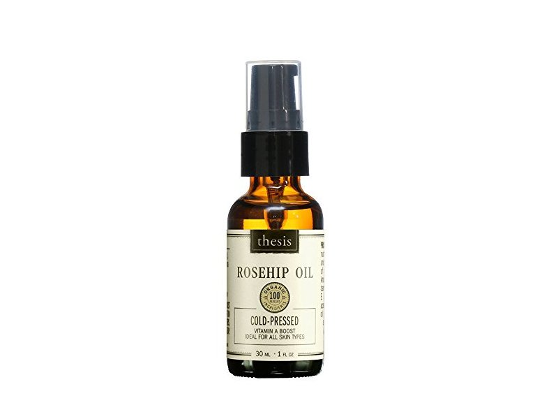 thesis beauty organic rosehip oil coldpressed 1 oz