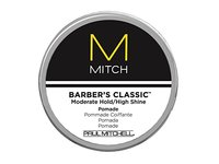 Paul Mitchell by Paul Mitchell Mitch Barber's Classic Moderate Hold/High Shine Pomade for Men, 3 Ounce - Image 2