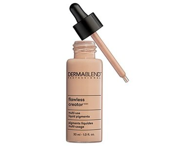 Dermablend Flawless Creator Liquid Foundation Makeup Drops, Oil-Free, Water-Free, 37N, 1 Fl. Oz. - Image 1