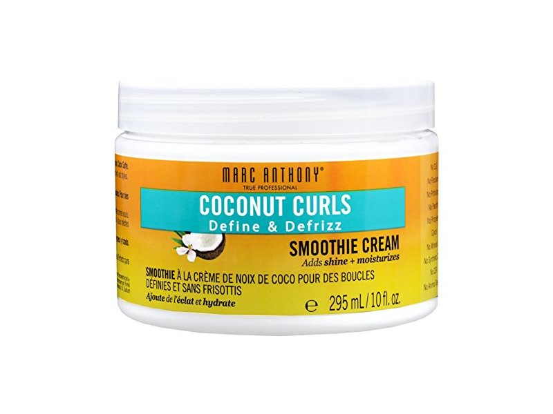 Marc Anthony Coconut Cream Curls Smoothie Cream, 10 Ounce