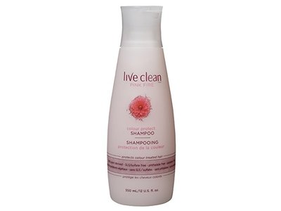 Live Clean Colour Protect Shampoo, 12 fl oz - Image 1