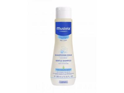 Mustela Gentle Shampoo, 200 mL - Image 1