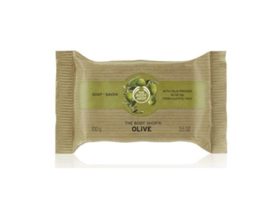 Olive Soap,The Body Shop - Image 1