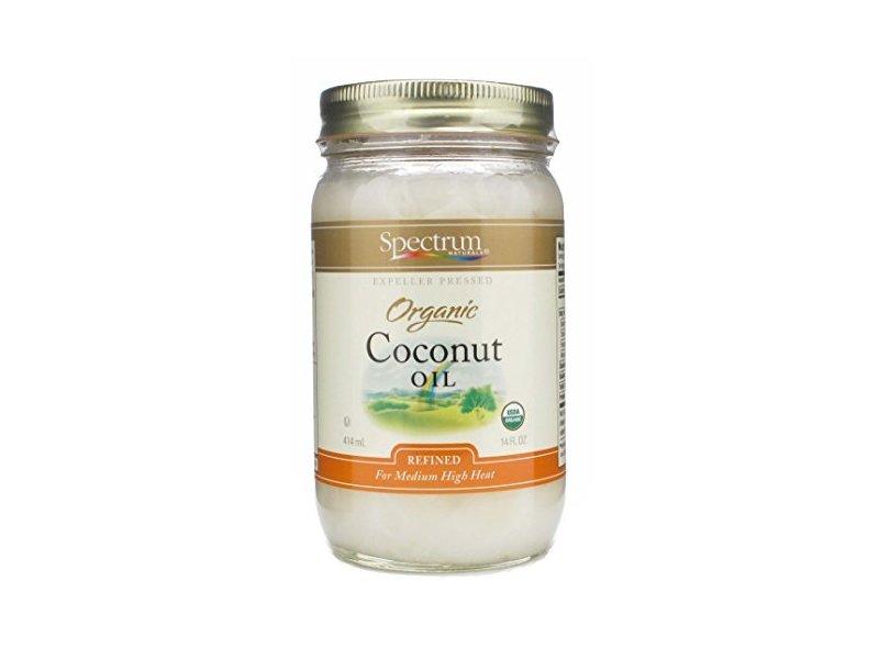 Spectrum Organic Coconut Oil, 14 fl oz