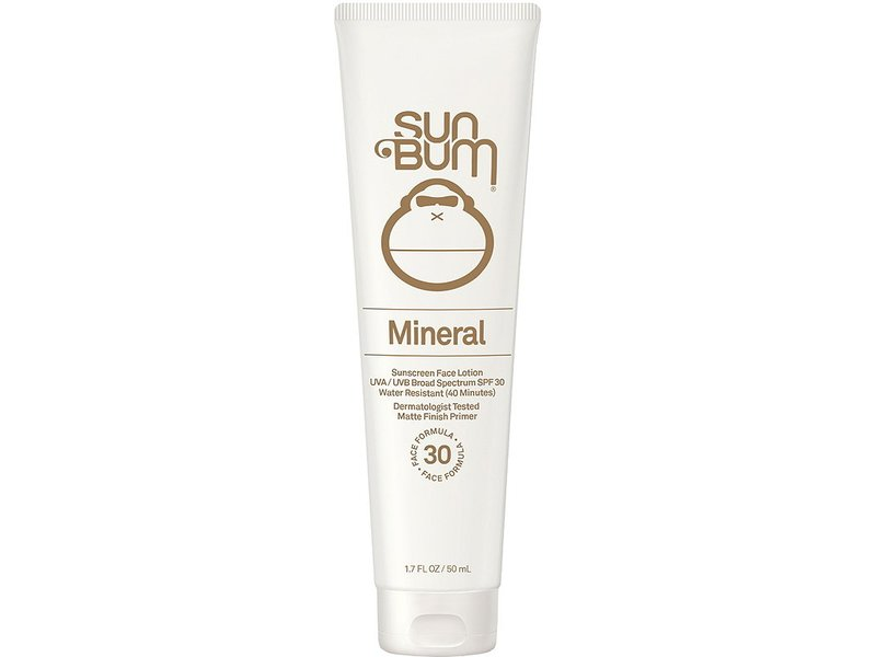 Sun Bum Face Sunscreen, SPF 30, 1.7 oz