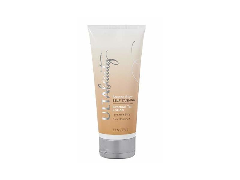 Ulta Beauty Bronze Glow Self Tanning Gradual Tan Lotion 6 Fl Oz