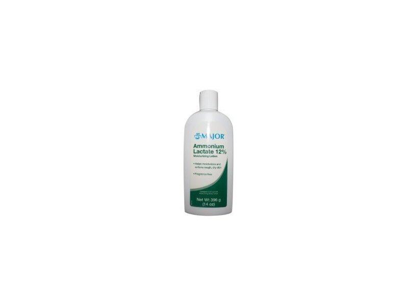 Major Pharmaceuticals Ammonium Lactate Lotion 12% 396 g (14 oz)