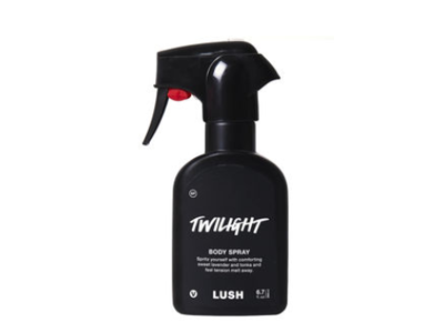 LUSH Twilight Body Spray, 6.7 fl oz