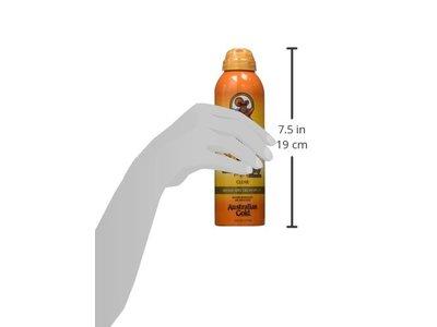 Australian Gold SPF 15 Continuous Spray Sunscreen, Clear, 6 Fl Oz - Image 4