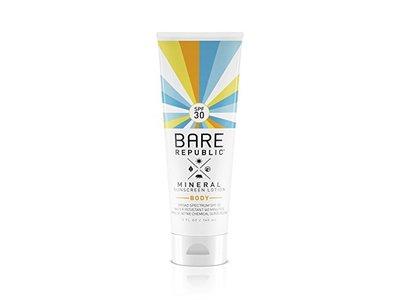 Bare Republic Mineral Body SPF 30 Sunscreen Lotion (5 oz)