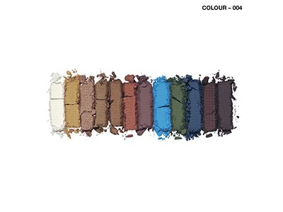 Rimmel Magnif'eyes Eyeshadow Palette, Colour Edition, 0.22 Ounce - Image 5
