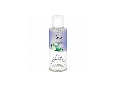Almay Oil Free Eye Makeup Remover Liquid With Aloe, Cucumber & Chamonile, Revlon - Image 3