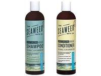 The Seaweed Bath Co. Moisturizing Unscented Argan Shampoo and Conditioner, 12 fl oz - Image 2