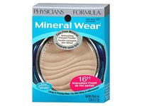 Physicians Formula Mineral Wear Talc-Free Mineral Makeup Airbrushing Pressed Powder SPF 30, Creamy Natural, 0.26 Ounce - Image 13