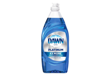 Dawn Ultra Platinum Dish Soap, Refreshing Rain Scent, 16.2 fl oz