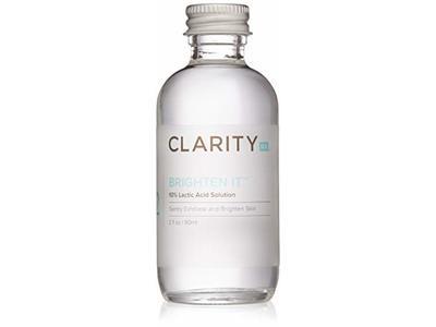 ClarityRx Brighten It Lactic Acid Solution, 2 Fl Oz