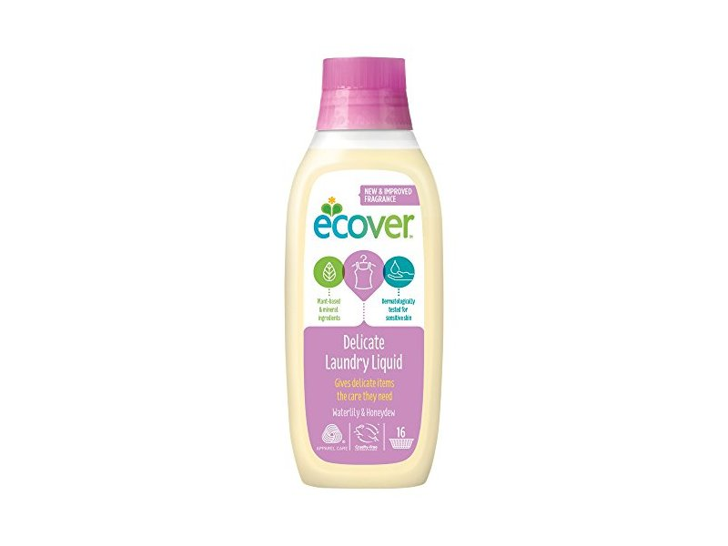 Ecover Delicate Wash Spring Tulip 750ml Ingredients And