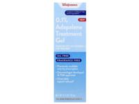 Walgreens Adapalene Treatment Gel, 0.5 oz/14 g - Image 2