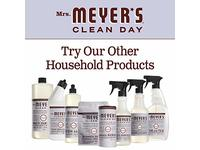 Mrs. Meyer's Liquid Dish Soap Refill, Lavender, 48 OZ - Image 10