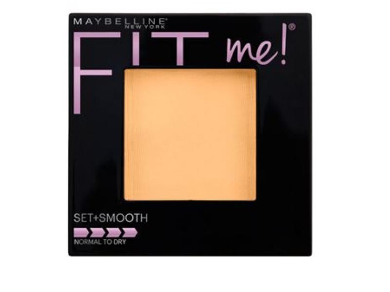 Maybelline New York Fit Me! Set+Smooth Powder, 130 Buff Beige, 0.3 oz