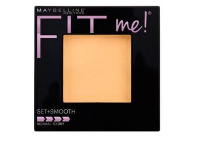Maybelline New York Fit Me! Set+Smooth Powder, 130 Buff Beige, 0.3 oz - Image 1