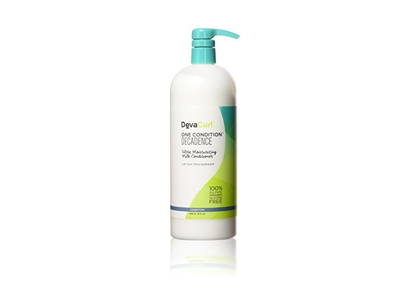 Deva Curl Devacurl One Condition Decadence Milk Conditioner, 32 Ounce